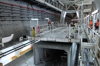 Secondary tunnel installation-PreviewImage