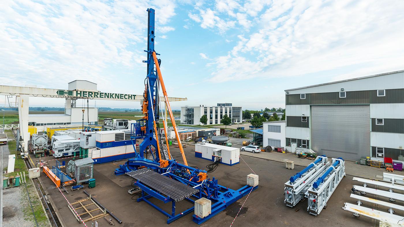 Technical progress through pioneering spirit – Herrenknecht AG